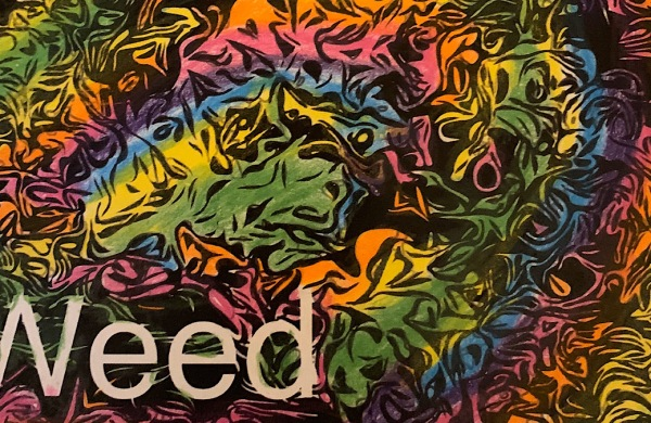 Marijuana Creative Coloring