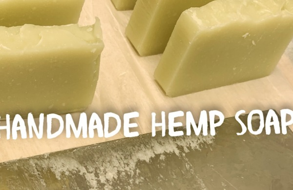 Hempseed soap