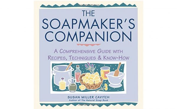 Soap makers book